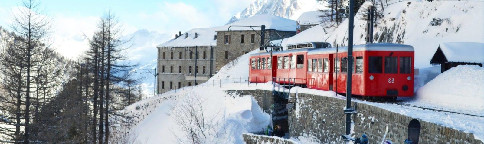 Comment se rendre de Genève à Chamonix. Transport simple en navette de l'aéroport à votre destination
