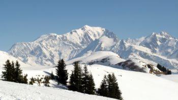 Geneva to Les Houches