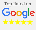 Top Rated on Google