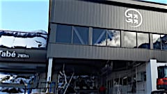 Take chair lift Grands Montets Chamonix