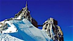 Chamonix's vallée blanche