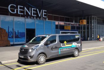 Geneva Airport transfers across the alps