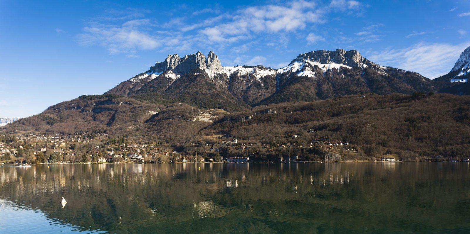 Geneva to Talloires
