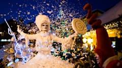 meribel new year's eve party