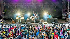 Tignes live - big music festival of the Espace Killy