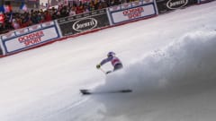 Val d'Isere ski racing