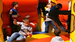 Verbier soft play for kids