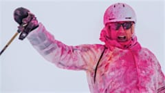 Verbier ski colours