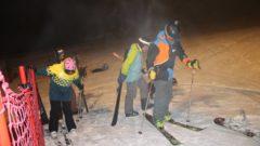 Les Houches Night Ski 2020