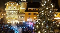 Megeve welcome party 2017
