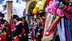 Courmayeur mardi gras carnival