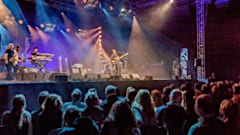 Just one hour from Geneva, the Megeve International Jazz Festival is a must for music lovers