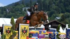 Megève show jumping EN